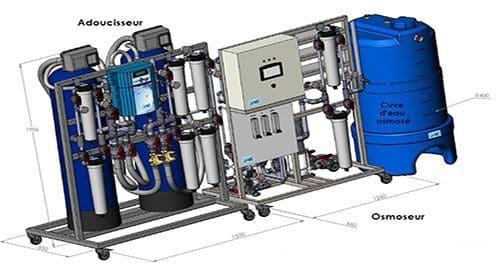 SFEC : traitement de l'eau - Saint Pierre de Chandieu
